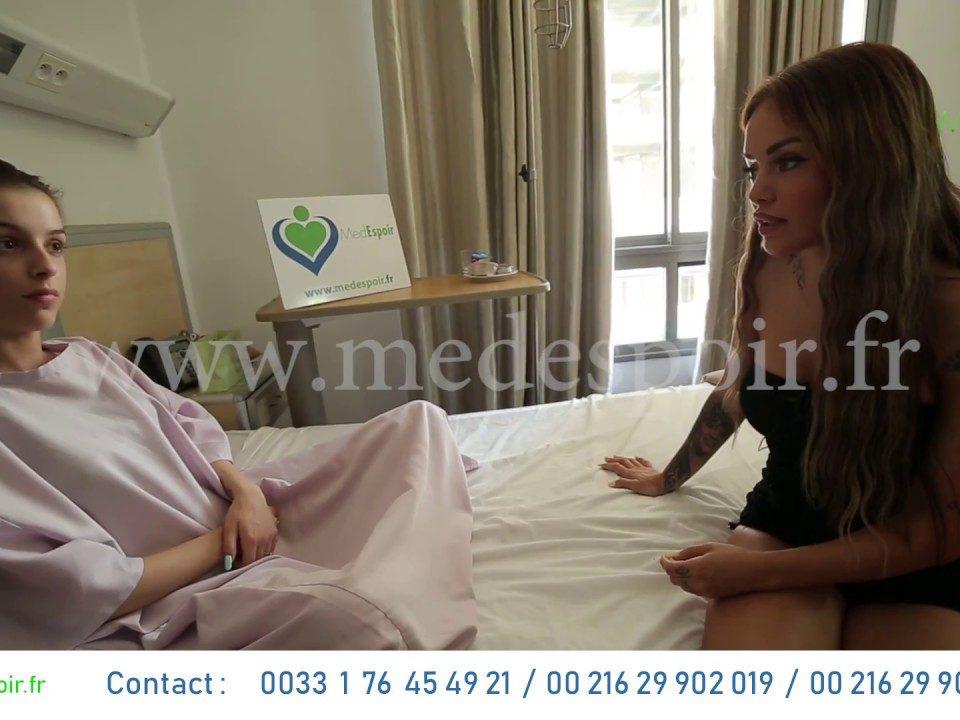 chirurgie esthetique telerealite tunisie