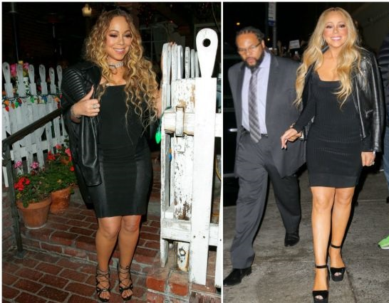 Mariah Carey chirurgie esthetique